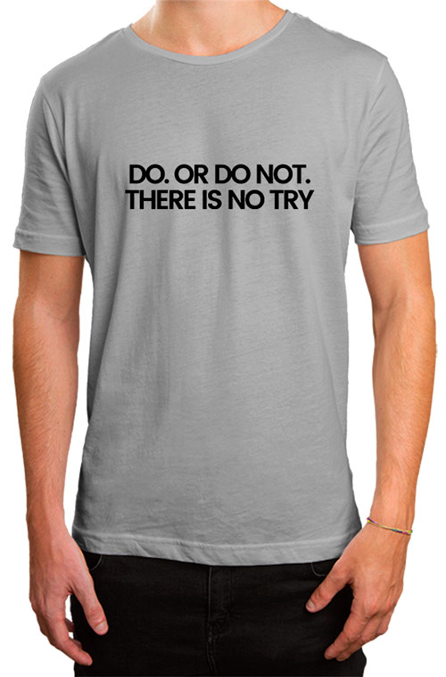 Star Wars Quote T-Shirt