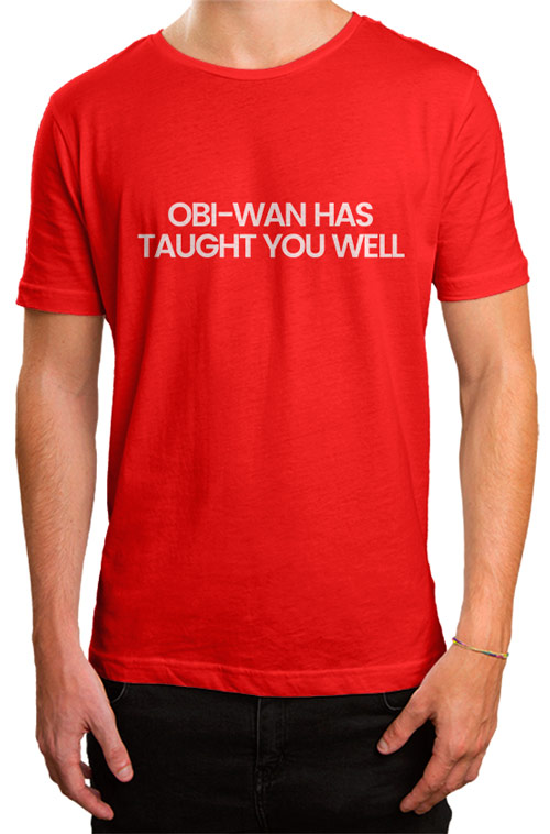 Star Wars Quote T-Shirts