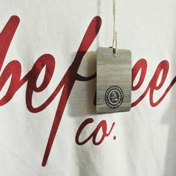 Custom T-Shirt Hang Tags